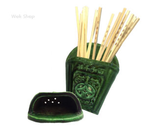 antique-wall-mount-green-ceramic-chopstick-holder-35