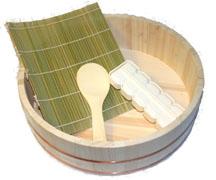 sushi-making-wooden-tub-set-25