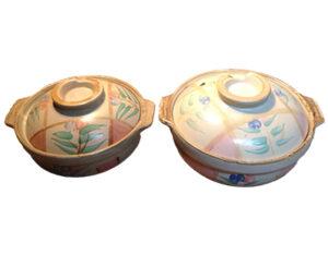 Stove Top Ceramic Casseroles